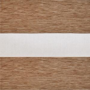зебра САХАРА 2868 св. коричневый, 210 см