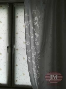 Рулонные шторы из ткани Прованс - Красногорский бульвар
