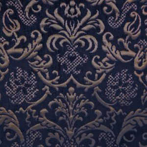 "Ткань 378 ""Saint-Michel"" / 13 Odeon Sapphire"