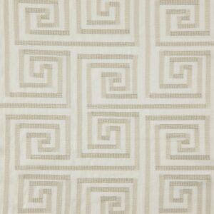 """Ткань 361 """"Geometric"""" / 12 Hypnotic Ecru"""