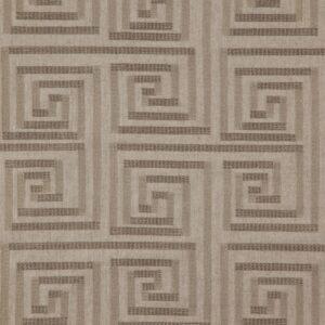 "Ткань 361 ""Geometric"" / 13 Hypnotic Linen"