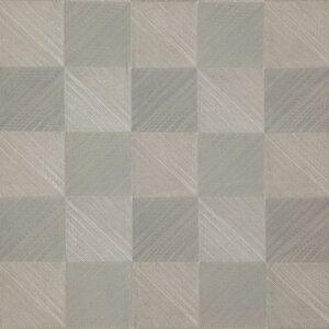 """Ткань 361 """"Geometric"""" / 21 Quadro Silver"""