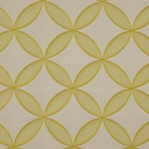 """Ткань 361 """"Geometric"""" / 23 Sphere Lime"""