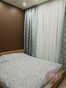 Портьеры для спальни из коллекции Manhattan - Москва, Басманный переулок