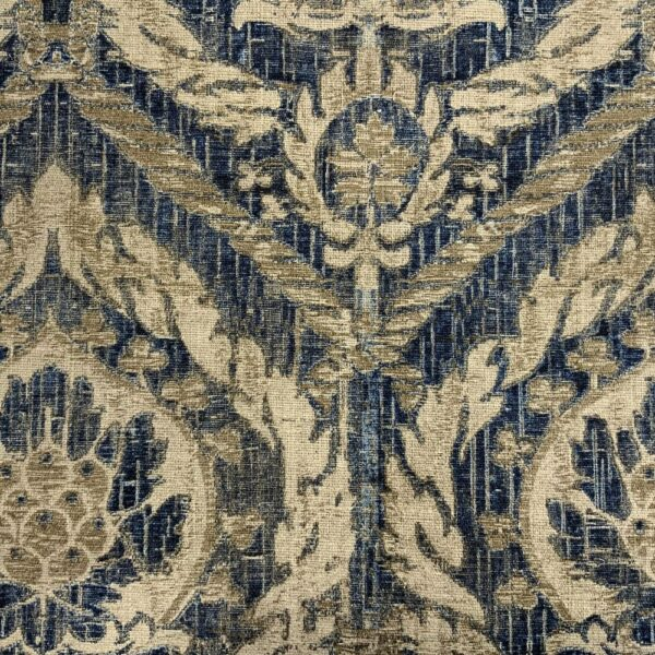 Ткань FRENCH QUARTER ANTIQUE BLUE