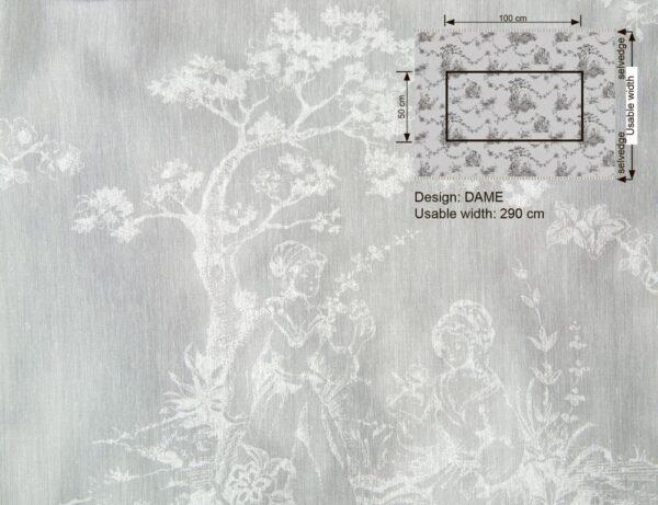 Ткань DAME 004 SOUFFLE
