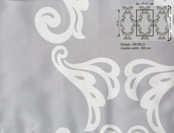 Ткань DEVELO NATURAL SOUFFLE