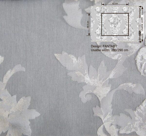 Ткань FANTASY 014 SOUFFLE