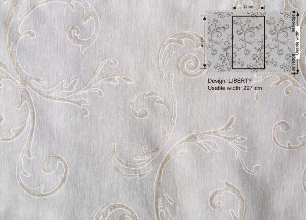 Ткань LIBERTY 003 SOUFFLE