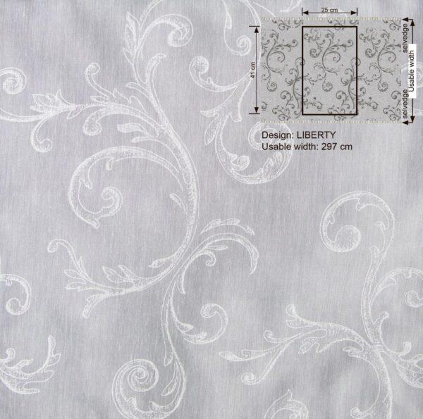Ткань LIBERTY 004 SOUFFLE