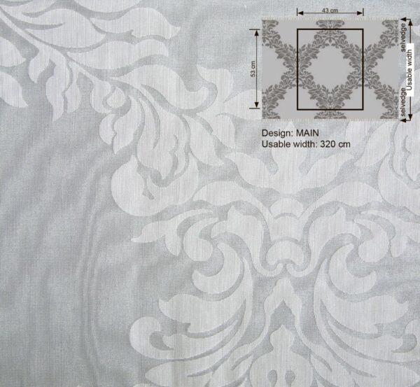 Ткань MAIN NATURAL SOUFFLE