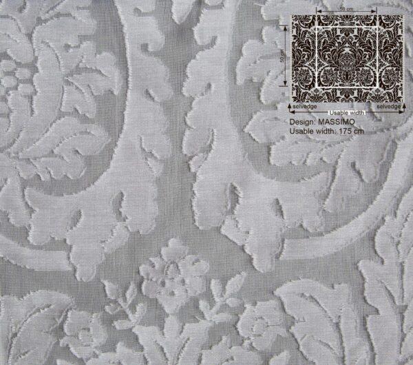 Ткань MASSIMO 001 SOUFFLE